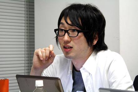 デジハリ大学02 島名さん