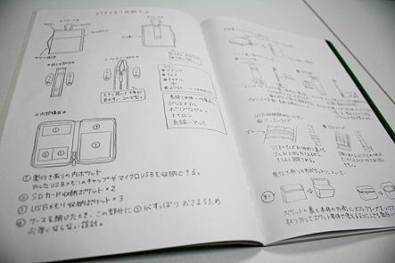 デジハリ大学03 USBメモリーケース図面