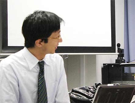 デジハリ大学06 橋本大也さん