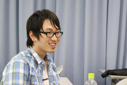 デジハリ大学06 島名くん2