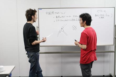 デジハリ大学09 ベルトの検討