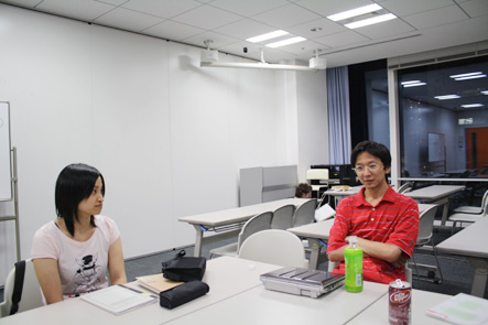 デジハリ大学09 雑談
