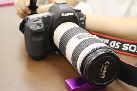 とれるカメラバッグ4回 一眼レフカメラ