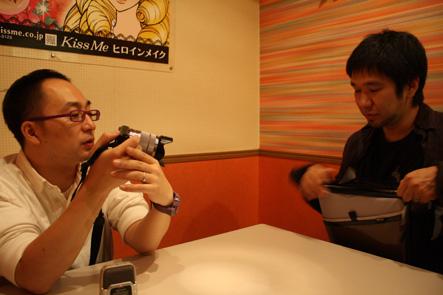 とれるカメラバッグ8回 会議の様子2