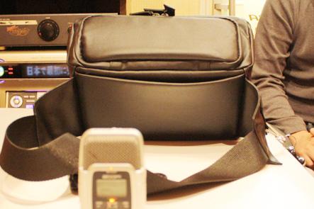 とれるカメラバッグ15 カバンのポケット1