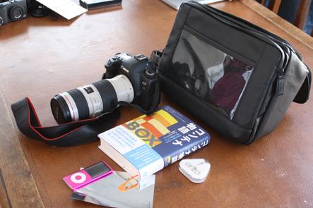 とれるカメラバッグ16 カバンの撮影4