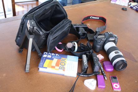 とれるカメラバッグ16 カバンの撮影7