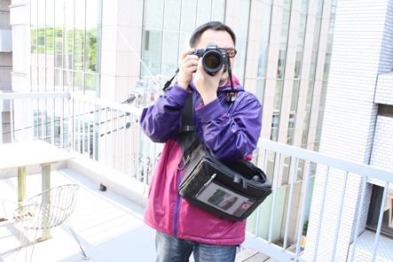 とれるカメラバッグ16 いしたにさん撮影3