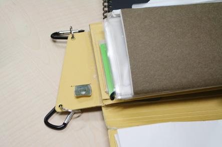 超整理手帳6回 手帳の表2