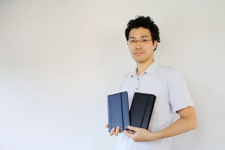 手帳カバー0910 写真撮影6