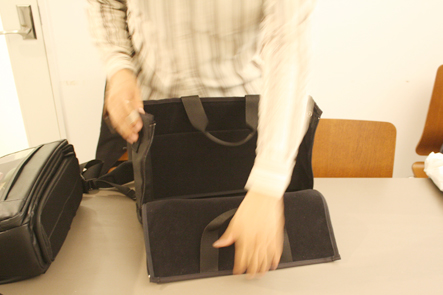 バッグのサンプル1
