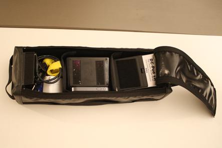 パソコンバッグのガジェットケース8