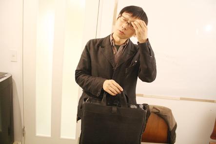 ノートパソコン用のバッグ1