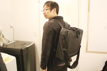 ノートパソコン用のバッグ2