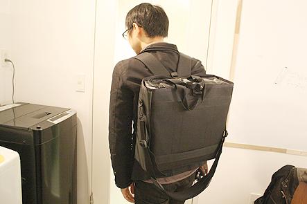 ノートパソコン用のバッグ3