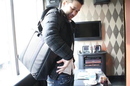 ノマドバッグ minami2