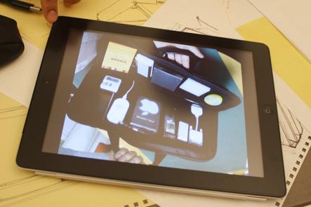 モバイラーズバッグ iPad