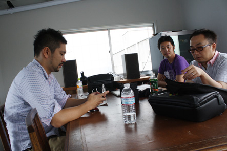 MacBook Air13インチ用のバソコンバッグを検討
