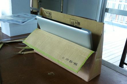 MacBook Pro15のバッグを自作8