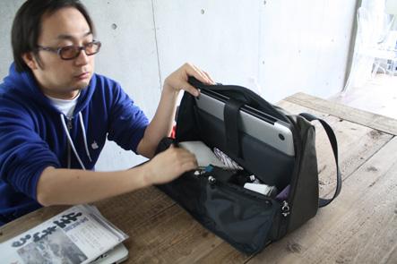 MacBook Pro15バッグの強度の問題