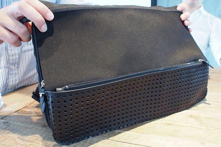 MacBook Pro15バッグを撮影する