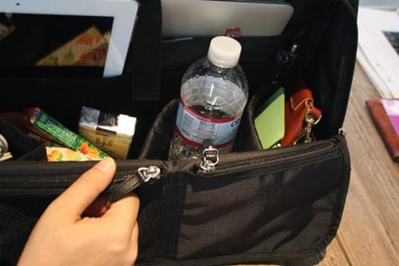 MacBook Air13インチ用のバソコンバッグの内側を検討4