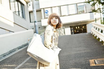 カメラマン磯部昭子さんが撮影したブロガーズトート