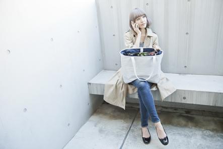 カメラマン磯部昭子さんのブロガーズトートの写真1
