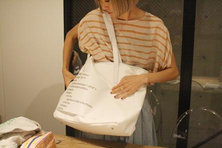 バッグのデザインがカッコいい