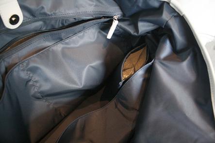 バッグのペットボトルケース
