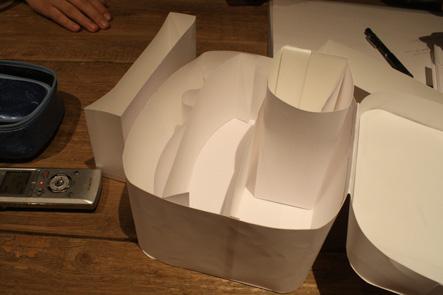 ペンケースに充電器を入れるアイデア2
