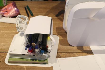 理想の筆箱のサイズを考える