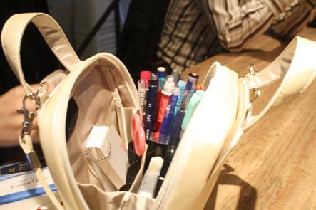 筆箱に収納するペンが多すぎる