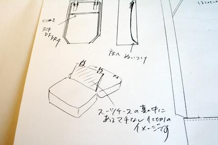紙で作った理想のリュックがバージョンアップ4