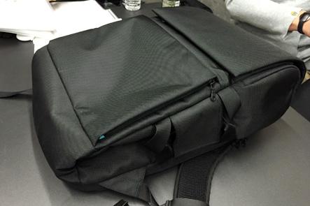 理想のビジネスバッグの黒