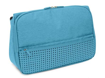 ひらくPCバッグ カラーサンプル ブルー
