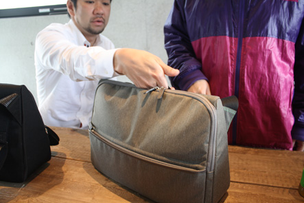 バッグの取っ手のアイデア