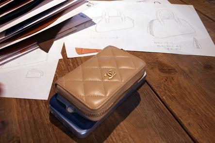 まつゆうさんが使ってる小さいシャネルの財布