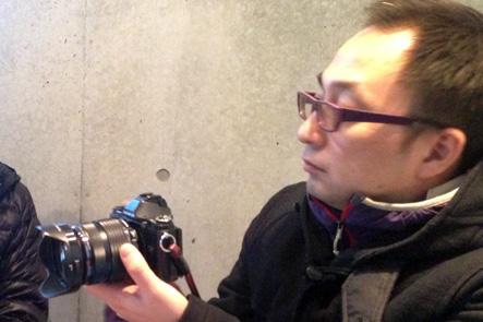 カメラはダウンサイズが進んでると語るいしたにさん