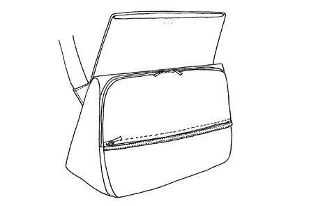 PCケースのフタはシンプルにして、筒状にするアイデア